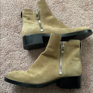 Phillip lim Alexa ankle boots booties 36 6 suede